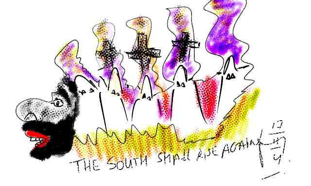 The South Shall Rise Again, 2004; Collectie MSC